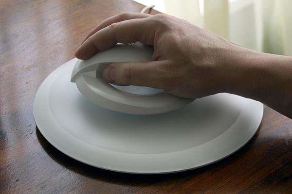 KIBARDIN Levitating Wireless Computer Mouse 2