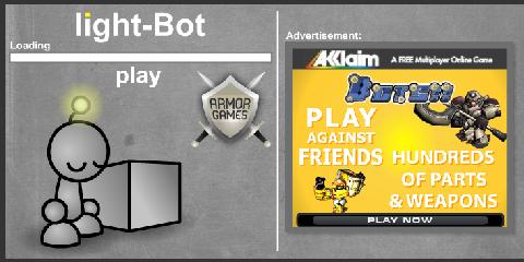 Light Bot Start