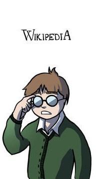 wikipedia character