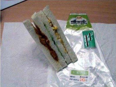 サンドイッチ 1