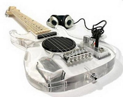 カエル型ギター