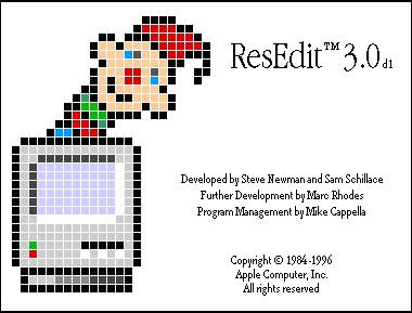 ResEdit 3.0