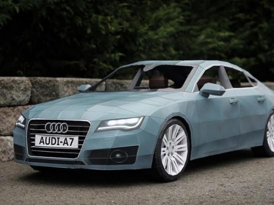car-made-of-paper-audi 1