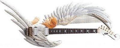 天使型ギター 2