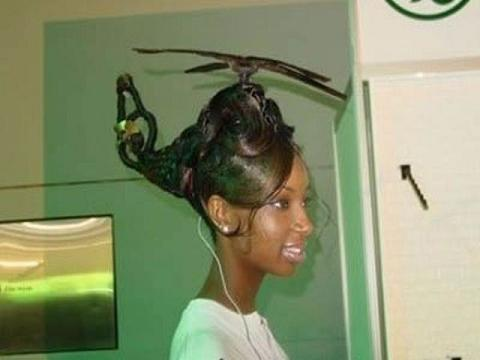 Helicopter Hair