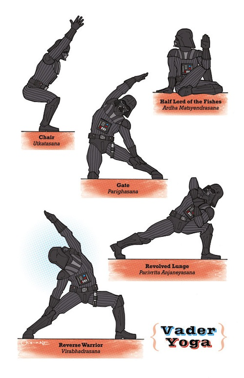 Vader Yoga
